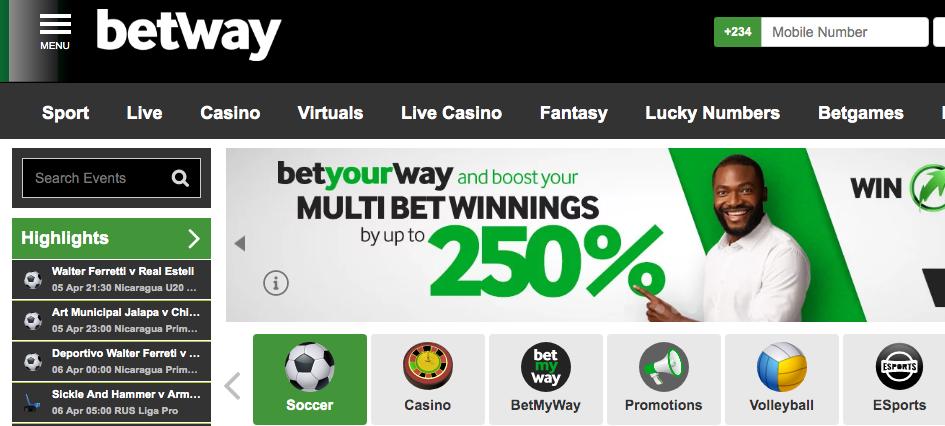 Is Betway Casino Legit